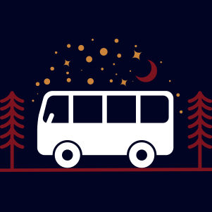 DAILY SHUTTLES <br>TO + FROM<br> VANCOUVER/WHISTLER